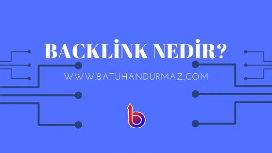 Backlink Nedir?