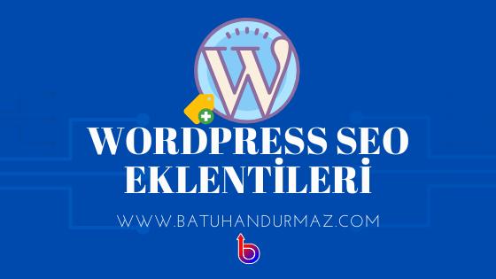 WordPress SEO Eklentileri