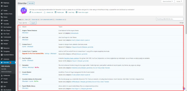 Wordpress eklenti yükleme batuhan durmaz
