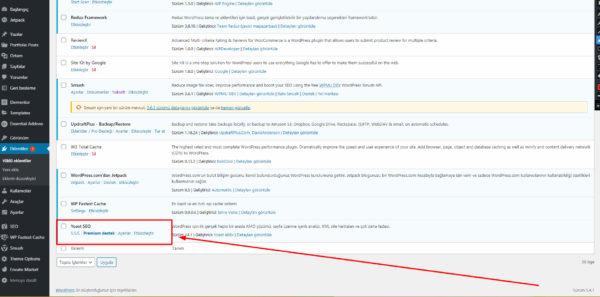 WordPress Sitemap Yükleme